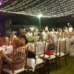 Makan malam bali wedding catering
