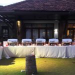 penampakan catering wedding