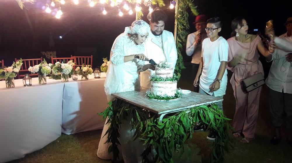 Mempelai bali wedding catering