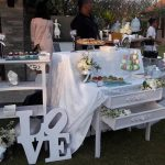 Wardrobe bali wedding catering