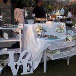 Wardrobe bali wedding catering
