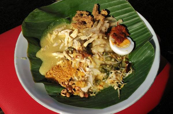 Blayag Masakan Khas Bali