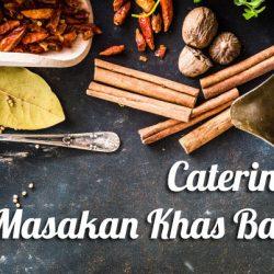 Catering Masakan Bali