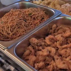 Catering Prasmanan dan Nasi Tumpeng untuk Theanna Villa Canggu