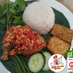 Ayam Geprek Makanan Enak di GoFood GrabFood Denpasar - Bali