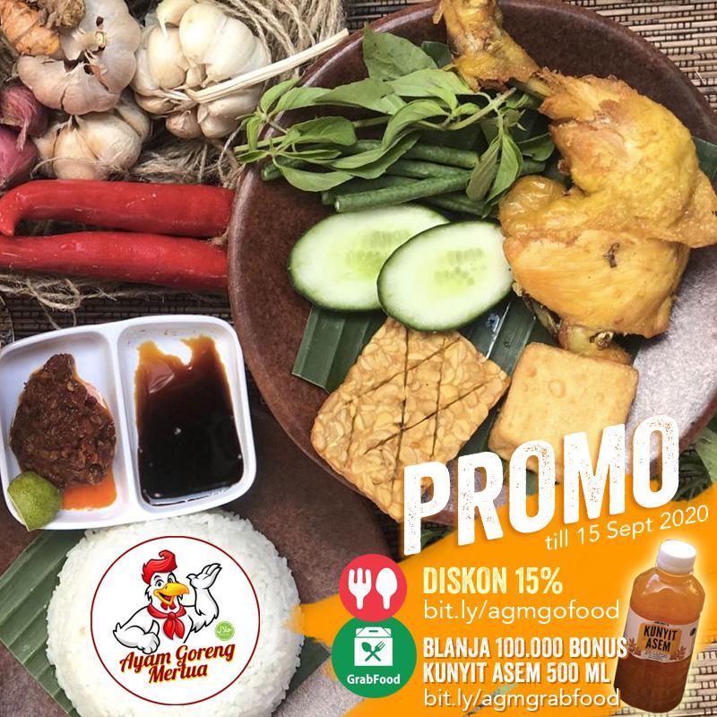 Promo GoFood GrabFood Bali area Denpasar September 2020