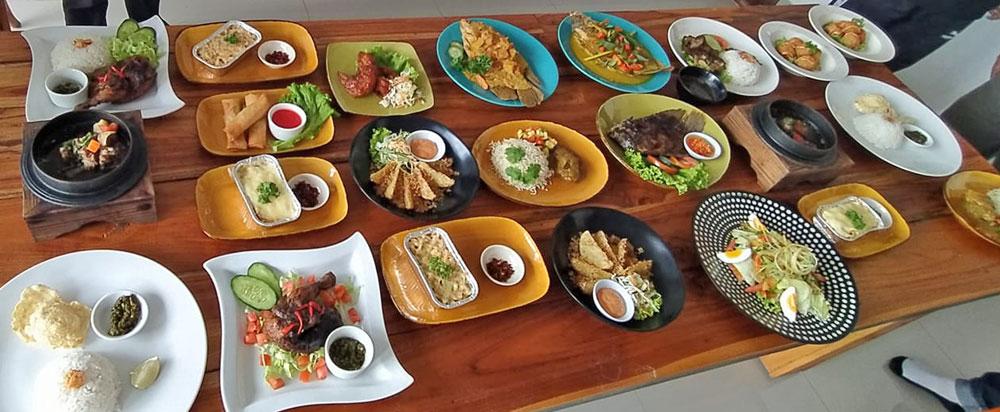 Makanan minuman Halal di Denpasar
