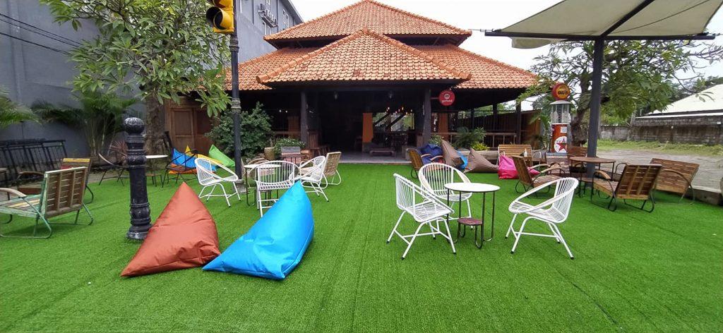 Wistara Family Cafe halal di Denpasar