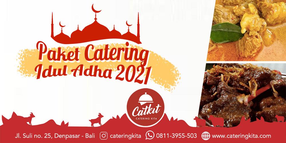 Paket catering Idul Adha Denpasar Bali 2021